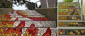 16th Avenue Tiled Steps Project by Flickriver Photoset U0027hidden Garden Stepsת San Francisco U0027 By