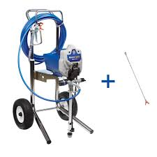 Best Airless Paint Sprayer For Ceilings by Graco Truecoat 360 Dsp Airless Paint Sprayer 16y386 The Home Depot