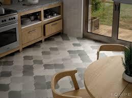 gray arabesque tile kitchen backsplash pattern lantern white grey
