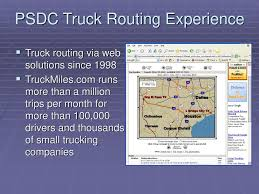 Routing Texas Into The Future - Ppt Download Arcgis Desktop Garbage Truck Fleet Route Opmization Using Mapguide Transport Management Software Europes Most Precise Fleet Management Software Overcomes Challenges Truckingoffice Routing Seeking Planning Preferably Open Source Route Component Data Parameters W Examples Npmrds Guide Randle Design Crux Systems Truck Gps Nav App Android And Iphone Instant Routes Industry Press Room Dc Velocity Features Trucklogics Trucking For Owner Operators Selfdriving Trucks Are Going To Hit Us Like A Humandriven Freight Routing Opmization Leo Full Load Split Container English Youtube