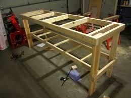 garage woodworking vice garage workbench ideas wood workbench