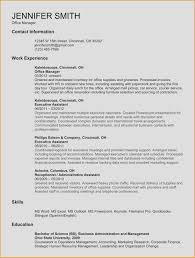 Office Administration Resume Examples Best Resume Examples