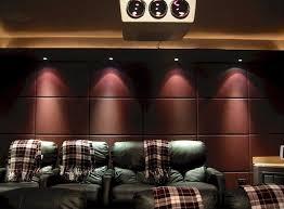 home theater wall lights 3 walls lighting design