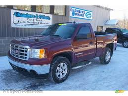 2008 GMC Sierra 1500 SLE Regular Cab 4x4 In Dark Crimson Metallic ... Gm Nuthouse Industries 2008 Gmc Sierra 2500hd Run Gun Photo Image Gallery Sierra 3500hd Slt 4x4 Crew Cab 8 Ft Box 167 In Wb Youtube Used Truck For Sales Maryland Dealer Silverado 1500 Concept Flashback Denali Xt Extended Cab Specs 2009 2010 2011 2012 Going All In Reviews Price Photos And Sale In Campbell River News Information Nceptcarzcom Sierra Wallpaper 29 Gmc Hd Backgrounds Gmc Tire And Rims Part Ideas