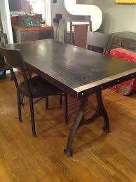 12 best Dining Tables salvaged bowling lane wood images on