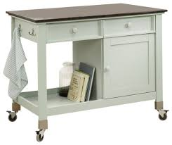 Mobile Kitchen Island t8ls