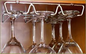 Under Cabinet Stemware Rack by Under Cabinet Stemware Rack Wood Home Design Ideas