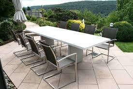 Fancy Modern Outdoor Dining Furniture Stylish Outdoor Dining Sets