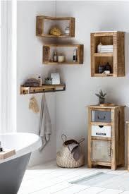 badezimmer hochschrank schmal holz badezimmer regal holz