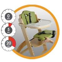 Abiie High Chair Assembly by Beyond Junior U2013 Abiie U2013 High Chair Baby Carrier Stroller Safety