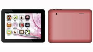 EPad Femme A Tablet Designed for Women Fits the Stereotypes ABC