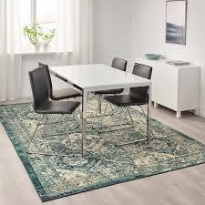 vonsbäk teppich kurzflor grün oder im