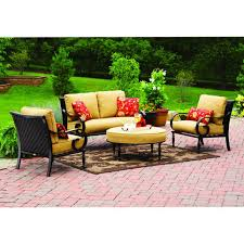 Patio Cushion Slipcovers Walmart by Replacement Cushions For Patio Sets Sold At Walmart Garden Winds