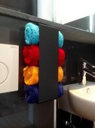 details zu design handtuchhalter handtuchregal bad gäste wc loft handtuchhalter bauhaus neu