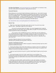 Resume Summary Examples For Students New 35 Fantastic How To Sell Yourself In A