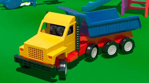 100 Kidds Trucks Big Vehicles Cartoons For Kids Learn Numbers Video Xe