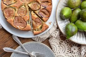 Rustic Fig And Hazelnut Cake Italy On My Mind