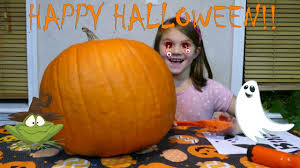 Electric Pumpkin Carving Saw by Happy Halloween Carving With A Pumpkin Power Saw Youtube