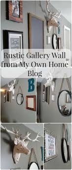 Rustic Wall Collage Impressive Photo Pictures Diy Whether Your Style Is Kooky Classic Or Chic We