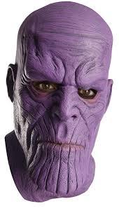 Marvel Avengers Infinity War Thanos Adult Overhead Latex Costume