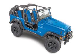 Jeep Tubular Doors & Accessories