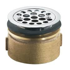 kohler sink strainer brushed nickel kohler service sink strainer in polished chrome k 9146 cp the