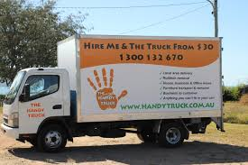 100 Truck For Hire Carlton Handy AU