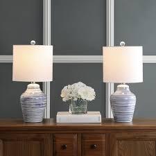 LIT4452ASET2 Table Lamps Lighting By Safavieh