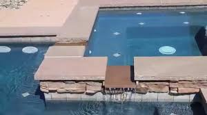 Npt Pool Tile And Stone by Stonescapes Midnight Blue Mini Pebble Royersford Pa Pool Plaster
