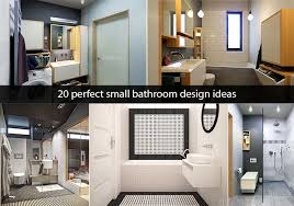 20 small bathroom designs that will inspire you