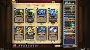 legend aggro overload hearthstone decks