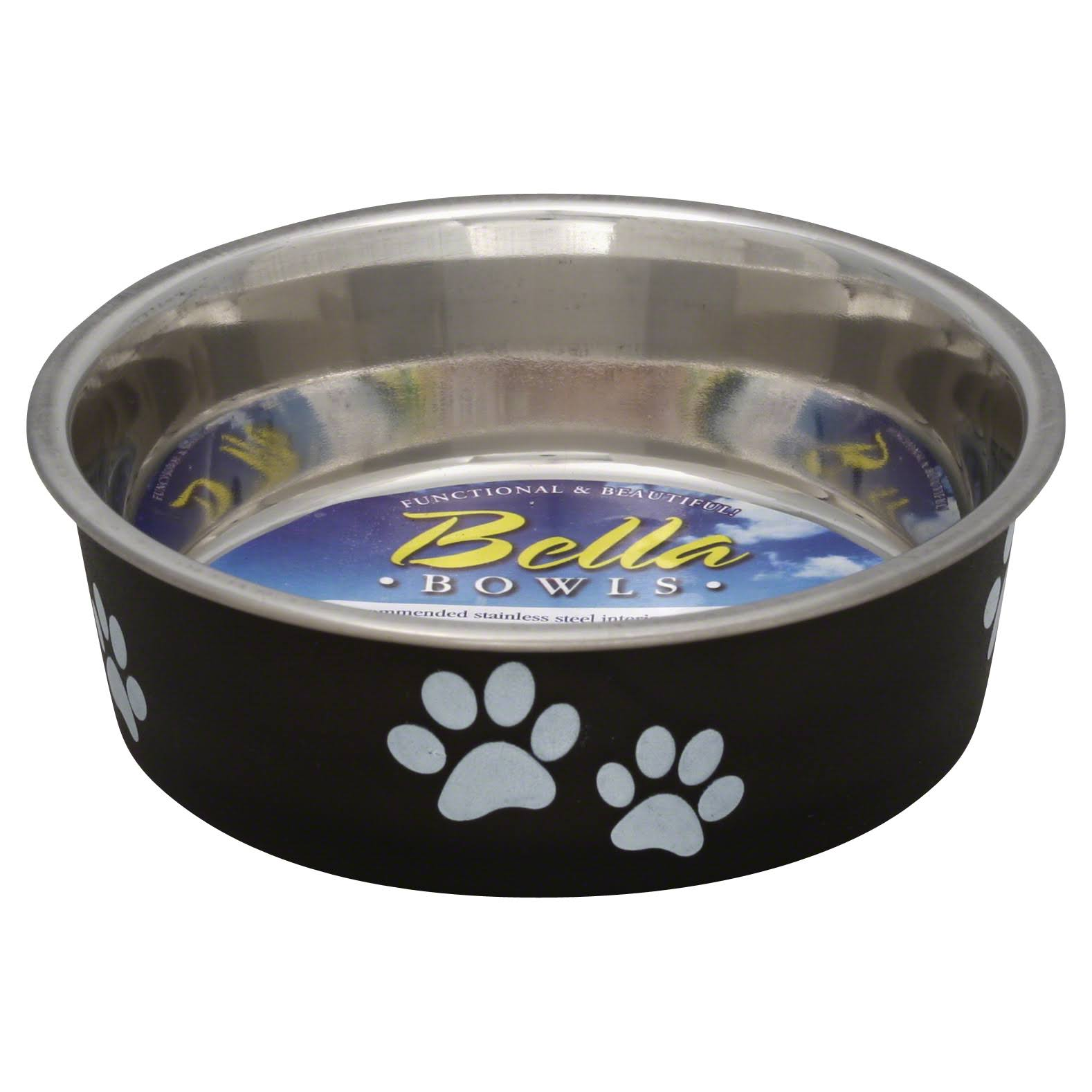 Loving Pets Bella Bowl Dog - X-Large, Espresso