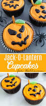 Where Did Carving Pumpkins Originated by Easy Jack O Lantern Cupcakes For Halloween
