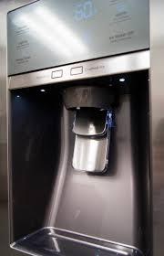 Samsung Refrigerator Leaking Water On Floor by Samsung Rh29h9000sr Refrigerator Review Reviewed Com Refrigerators
