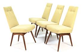Set Of Four Adrian Pearsall Dining Chairs - Arroyo Artifacts Adrian Pearsall High Back Ding Chairs Craft Associates 2051c Walnut Rocking Chair By 1950s For Sale At Pamono 4 Cool Stuff Houston Mid Century Set Of Five Mid Century Adrian Pearsall Style High Back Cane Ding Mrspkandoz Modern S6 Linen Set Forgivedme Desk Or Accent Pearsall Ding Chairs Party Fowl Antiques