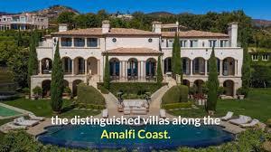 100 Mansions For Sale Malibu 245 Million MegaMansion