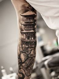 125 Best Japanese Style Tattoo Designs Meanings 2018