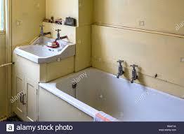 badezimmer wie er es auch schon in der 1940er 1950er