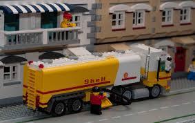 100 Lego Tanker Truck MOC Shell Tanker LEGO Town Eurobricks Forums