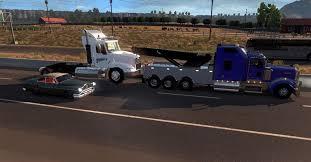 Kenworth W900 Wrecker + Load + Template Truck - American Truck ...