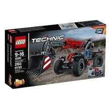 Lego Technic Telehandler - Minds Alive! Toys Crafts Books