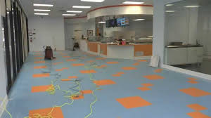 Zep Floor Sealer Home Depot by Applying Floor Finish To A New Vct Floor Youtube