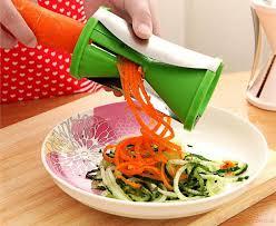 Spiral Kitchen Vegetable Grater Carrot Julienne Slicer Home Fruit Processing Tools Shredder Cooking Tool Twister