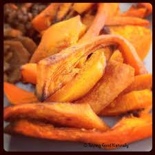 cuisiner les potimarrons frites de potimarron fast food bio