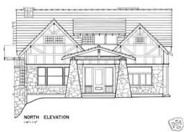 Craftsman Style Floor Plans by Bungalow Home Plans A Fine Craftsman Style House In Wood And