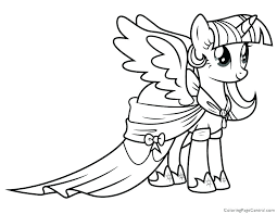 Princess Cadence Coloring Pages Pony Related Post My Little Colouring