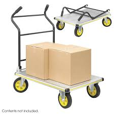 Amazon.com: Safco Products 4053NC Stow-Away Platform Utility Hand ... Cosco Shifter Mulposition Folding Hand Truck And Cart Multiple Little Giant Usa 36 X 745 Steel 8 Wheeler Wagon Reviews Flatform Four Wheel Handtruck Model Platform Buy High Metal Trolley Luggage Wheel 10 Best Alinum Trucks With 2017 Research 18 Best Images On Pinterest Amazoncom Safco Products 4078 Fold Away Large Utility Costco Clearance Welcom Magna 4 Wheeled Magna 300lb Capacity Push Ff Shop Your Way Online Shopping Earn Platform Truck Youtube