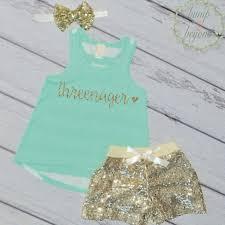 trendy kids clothes threenager shirt 3rd birthday shirt third