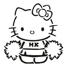 Hello Kitty Happy Halloween Coloring Pages by Free Hello Kitty Pumpkin Templates Popsugar Tech Photo 8