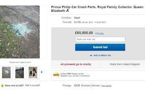 100 Service Trucks For Sale On Ebay Prince Phillip Car Crash Debris Removed From EBay
